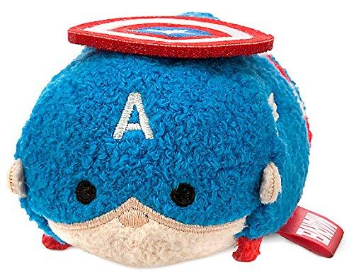 Disney Captain America Tsum Plush