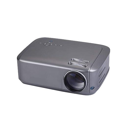 Proyector LED para el hogar, proyector de Cine en casa 1080P HD ...