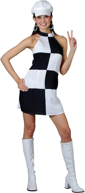 Wicked - Disfraz años 60 para mujer (talla S): Amazon.es: Ropa y ...