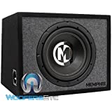 Memphis 15-PRXE12S 12 600 Watts MAX 2-Ohm Enclosed Subwoofer