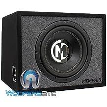 "Memphis 15-PRXE12S 12"" 600 Watts MAX 2-Ohm Enclosed Subwoofer"