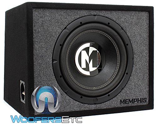 Subwoofers Enclosed (Memphis 15-PRXE12S 12
