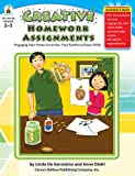 Creative Homework Assignments, Linda De Geronimo and Anne Diehl, 1594413622