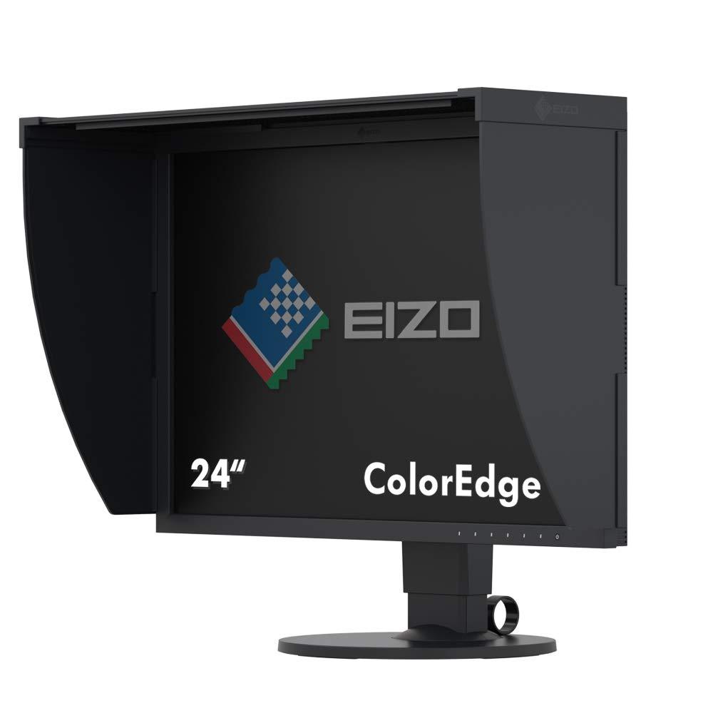 """Amazon.com: EIZO CG2420-BK ColorEdge Professional Color Graphics Monitor  24.1"""" Black: Computers & Accessories"""