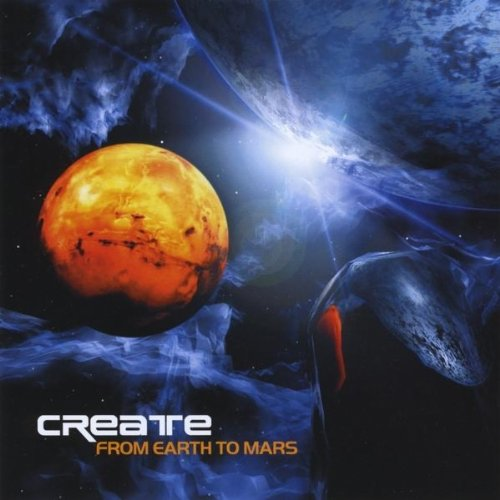 earth to mars CD Covers