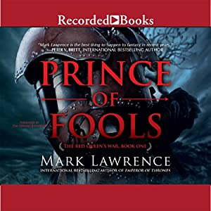 Prince of Fools Audiobook