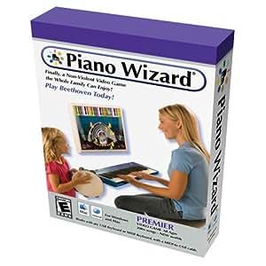 Piano Wizard Premier Software