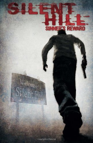 """Silent Hill - Sinner's Reward"" av Tom Waltz"