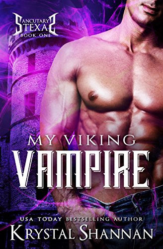 My Viking Vampire (Sanctuary, Texas Book 1) by [Shannan, Krystal]