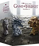 Game of Thrones: The Complete Series Seasons 1-7 (DVD, 2017 34-Disc Box Set)