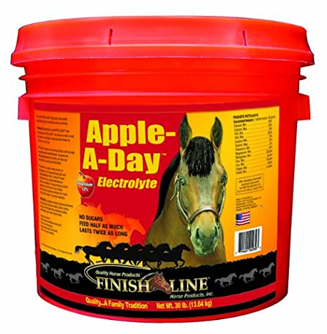 Finish Line Horse Products Apple A Day (15-Pounds) 2015 029054