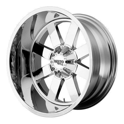 MOTO METAL MO962 Wheel with Chrome and Chromium (hexavalent compounds) (22 x 10. inches /5 x 78 mm, -18 mm -