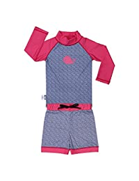 Baby Toddler Kids 50 UPF Sun Protection Hat or Rash Guard shirt or Suit