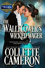 The Wallflower's Wicked Wager: A Historical Regency Romance (A Waltz with a Rogue Book 5)