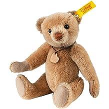Steiff Classic Teddy Bear Plush, Honey/Light Brown
