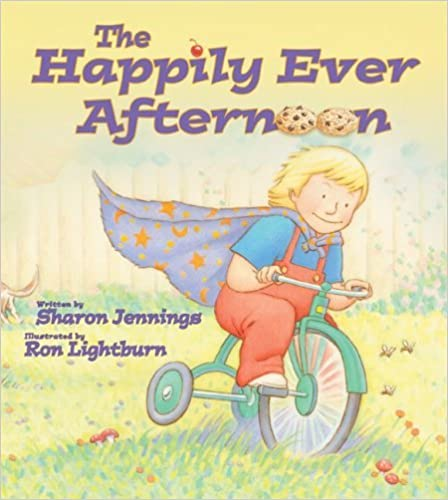 Book The Happily Ever Afternoon by Sharon Jennings (2006-02-04)