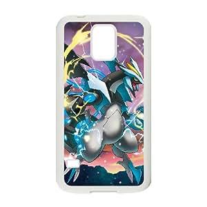 Pokemon Samsung Galaxy S5 Cell Phone Case White xlb-220468