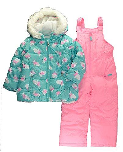 2 Piece Snowsuit - 6