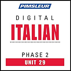 Italian Phase 2, Unit 29