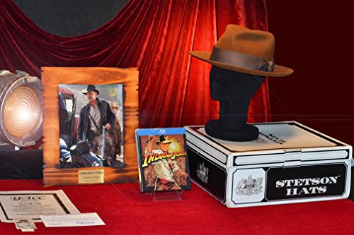 Raiders Of The Lost Ark Props (HARRISON FORD