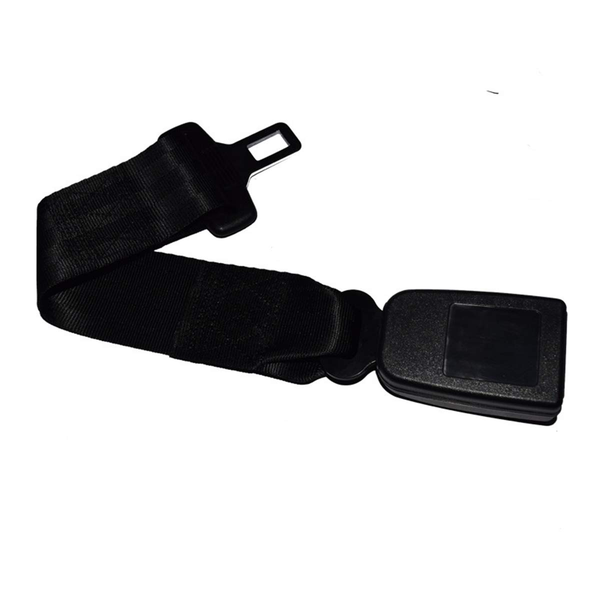 Fits Most Models Extension for Overweight People /& Pregnant Woman Meatyhjk Belt Extender X 360mm Long X 21mm Buckle