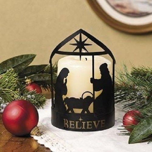 Nativity Candle - 6