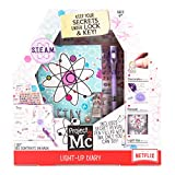 Project MC2 Light Up Diary with Invisible Ink by