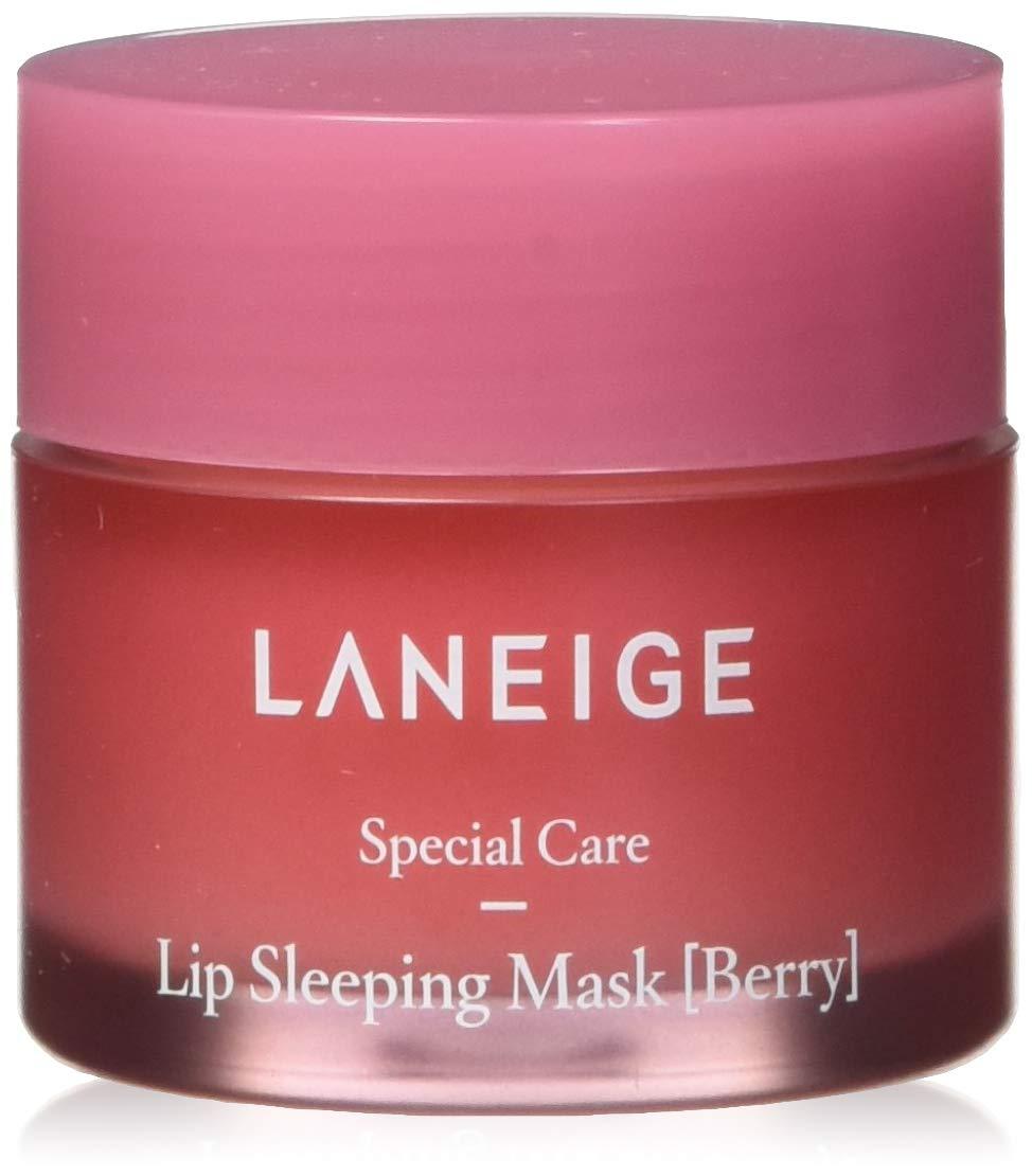 LANEIGE Lip Sleeping Mask ,Berry, Lip Treatment, 0.7 Qunce by Laneige