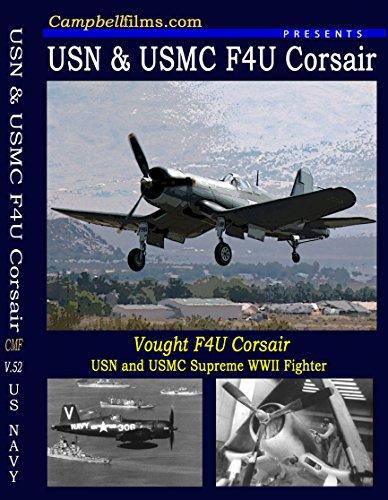 - Navy Marine F-4U Corsair WW2 Korea War DVD