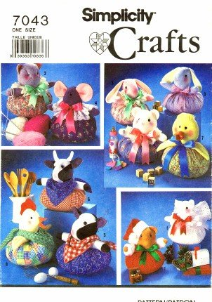 Angel Craft Pattern - 8