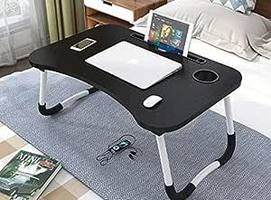 Hodbehod Portatif Katlanabilir Yatak Koltuk Masa Üstü Laptop Bilgisayar Çalışma Masası