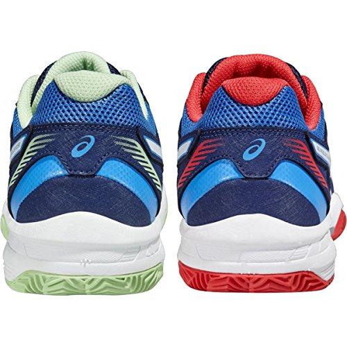 Asics Gel-Padel Exclusive 4 Sg Tennisschuhe Indigo Blue / White / Powder Blue