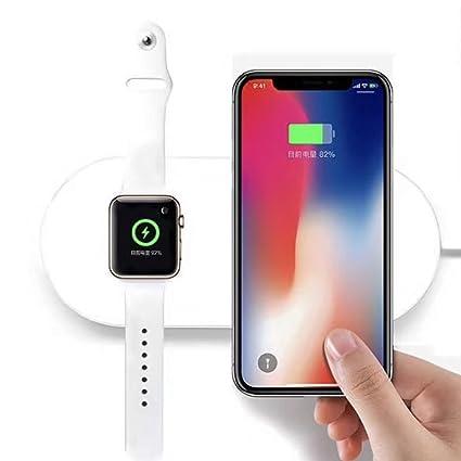 Handys & Telekommunikation Drahtlosen Schnellen Ladegerät Für Iphone X Samsung Galaxy Note 8 S8 S7 S6 Plus Qi Wireless Schnellladung Handy Ladung