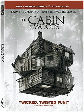 The Cabin in the Woods [DVD] cover