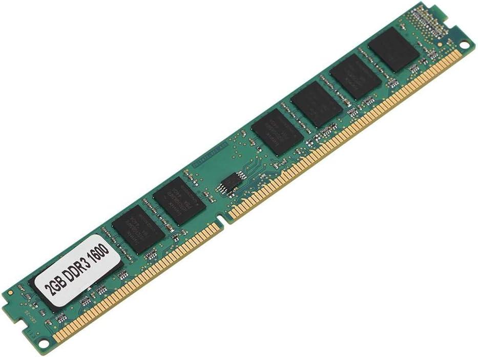 070 Computer Memory Stick 4GB 240Pin DDR3 2GB 1600MHz Large Capacity PC12800 Memory Ram for PC Memory Ram