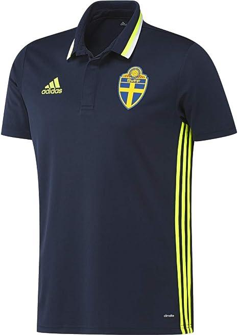 adidas Svff Cl Schweden Polo Shirt, Hombre: Amazon.es: Ropa y ...