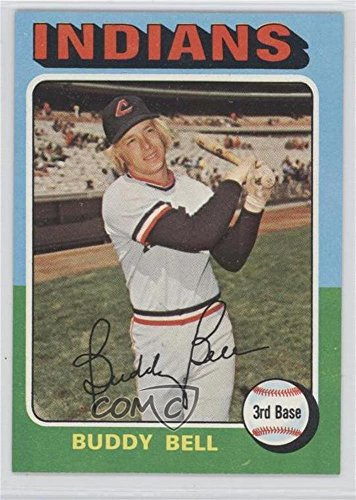 (Buddy Bell (Baseball Card) 1975 Topps - [Base] #38)