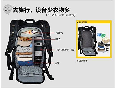 Trolley Bag - Grande Capacidad Multifuncional impermeable nailon ...