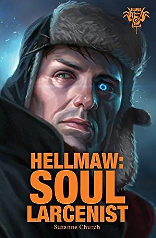 book cover of Soul Larcenist