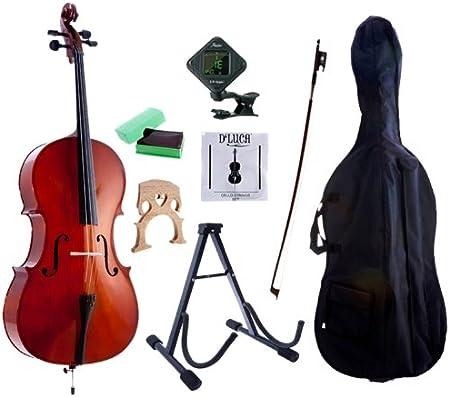 D'Luca MC100-4/4 Meister Student Cello