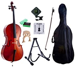 D'Luca MC100-3/4 Meister Student Cello 3...
