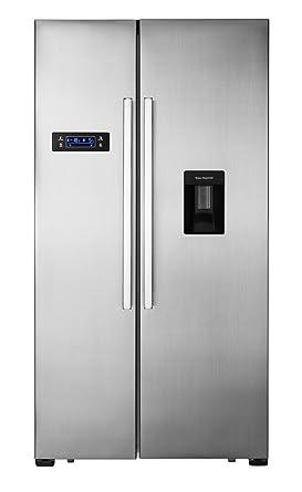 Medion MD 37250 nevera puerta lado nevera y congelador/517 L/dispensador de agua