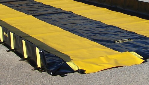 Justrite Manufacturing Company LLC 28352-28352 Ground Protection - Yellow, 336 in x 36 in