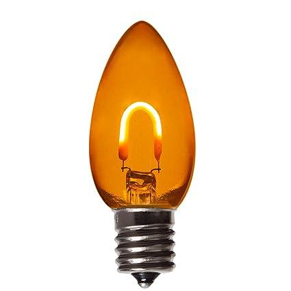 C9 Christmas Light Edison Bulbs Vintage Christmas Lights