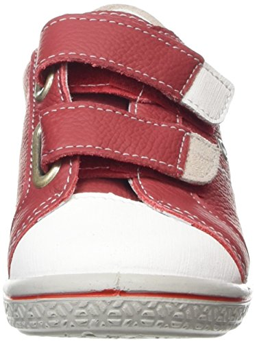 Ricosta Nippy, Zapatillas infantil Rojo (Roano/Weiss 350)