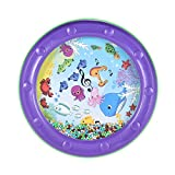 ammoon Ocean Wave Bead Drum Gentle Sea Sound Musical Teaching Learning Educational Toy for Baby Kid Children