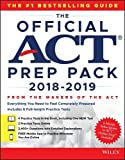 img - for The Official ACT Prep Pack with 6 Full Practice Tests: (4 in Official ACT Prep Guide + 2 Online) book / textbook / text book