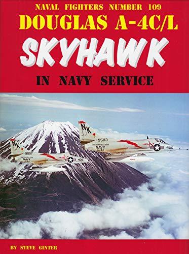 Douglas A-4C/L Skyhawk In Navy Service (Naval Fighter)