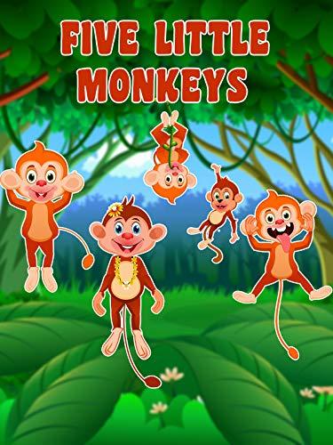 Five Little Monkeys