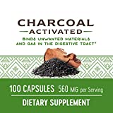 Nature's Way Charcoal Activated, 100